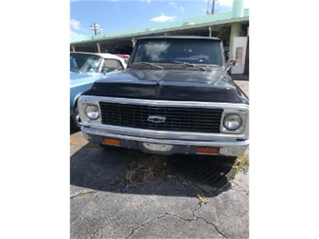 1969 Chevrolet C/K 10 (CC-1427127) for sale in Miami, Florida