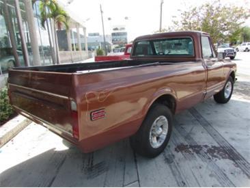 1969 Chevrolet C/K 20 (CC-1427128) for sale in Miami, Florida