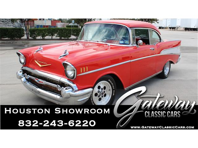 1957 Chevrolet Bel Air (CC-1427130) for sale in O'Fallon, Illinois