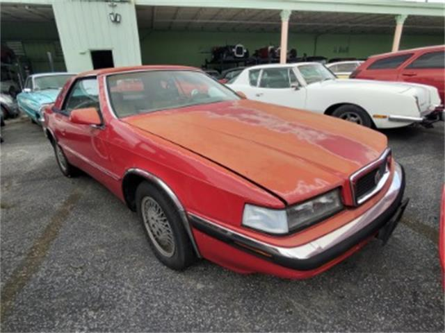 1989 Chrysler TC by Maserati (CC-1427131) for sale in Miami, Florida