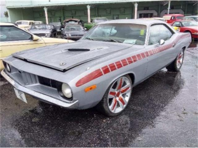 1972 Plymouth Barracuda (CC-1427132) for sale in Miami, Florida