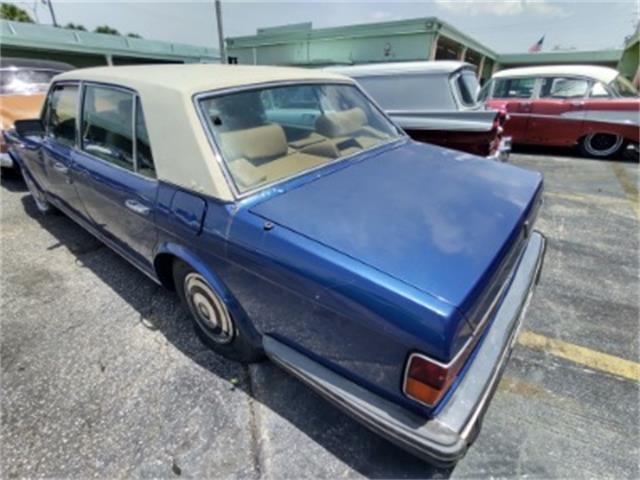 1986 Rolls-Royce Silver Spur (CC-1427134) for sale in Miami, Florida