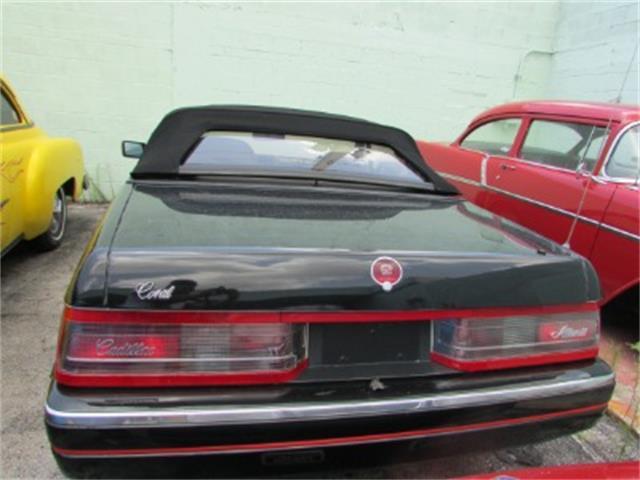 1991 Cadillac Allante (CC-1427139) for sale in Miami, Florida