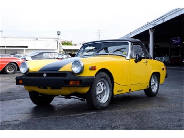 1976 MG Midget (CC-1427145) for sale in Miami, Florida
