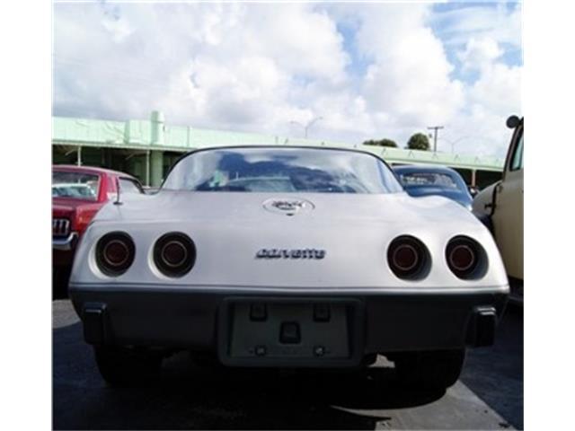 1978 Chevrolet Corvette (CC-1427152) for sale in Miami, Florida