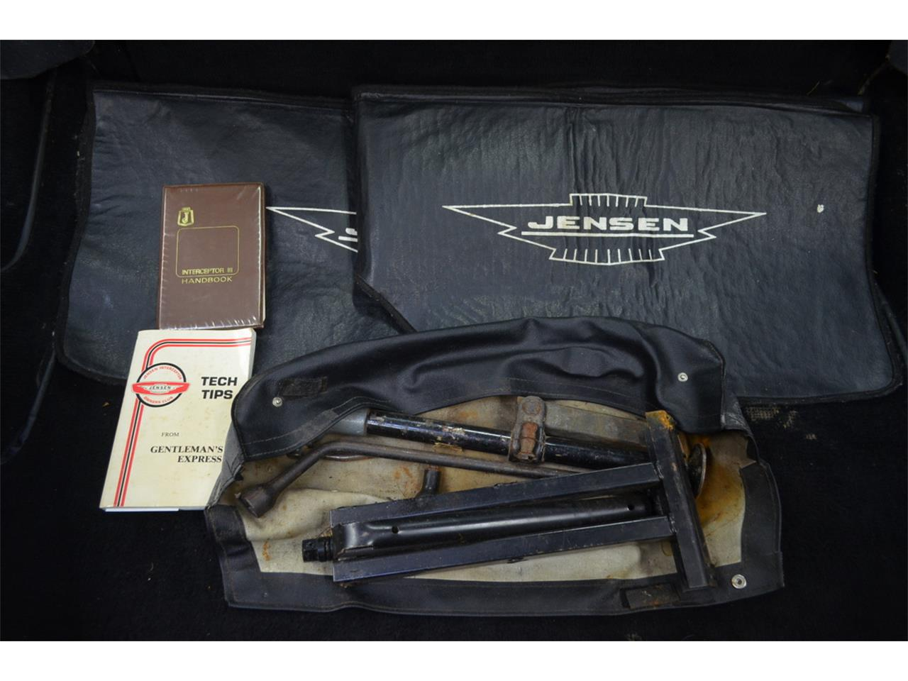 1974 Jensen Interceptor (CC-1420716) for sale in Huntington Station, New York