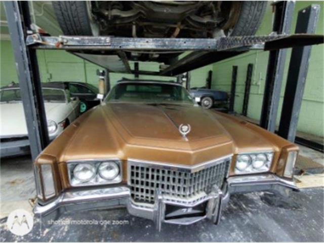 1972 Cadillac Eldorado (CC-1427162) for sale in Miami, Florida