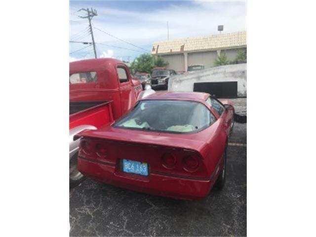1985 Chevrolet Corvette (CC-1427169) for sale in Miami, Florida