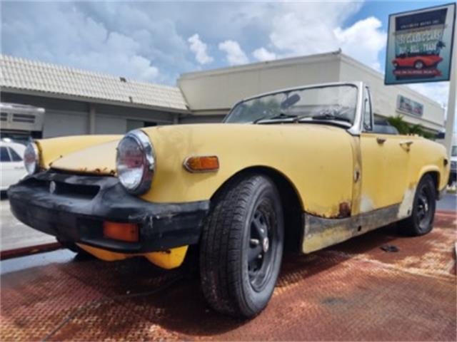 1977 MG MGB (CC-1427171) for sale in Miami, Florida