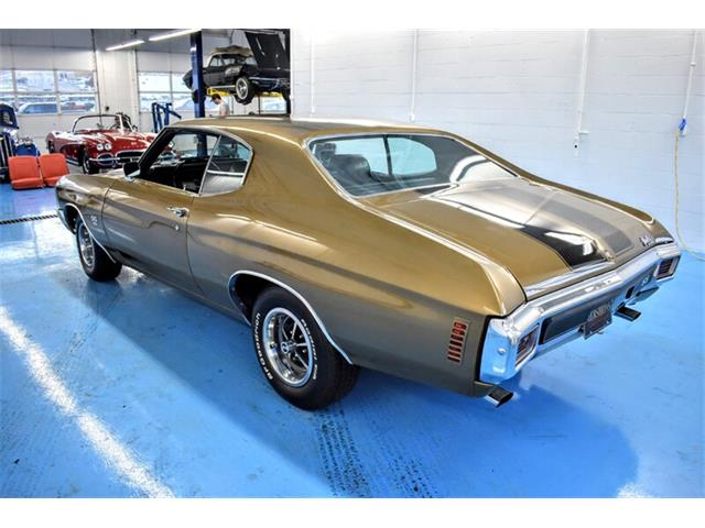 1970 Chevrolet Chevelle SS (CC-1427174) for sale in Springfield, Ohio