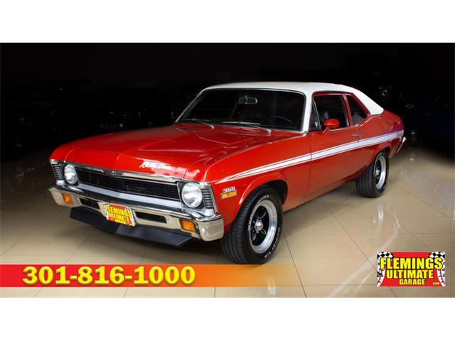 1972 Chevrolet Nova (CC-1427182) for sale in Rockville, Maryland