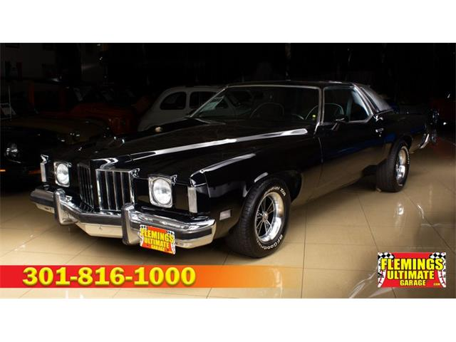 1975 Pontiac Grand Prix (CC-1427189) for sale in Rockville, Maryland