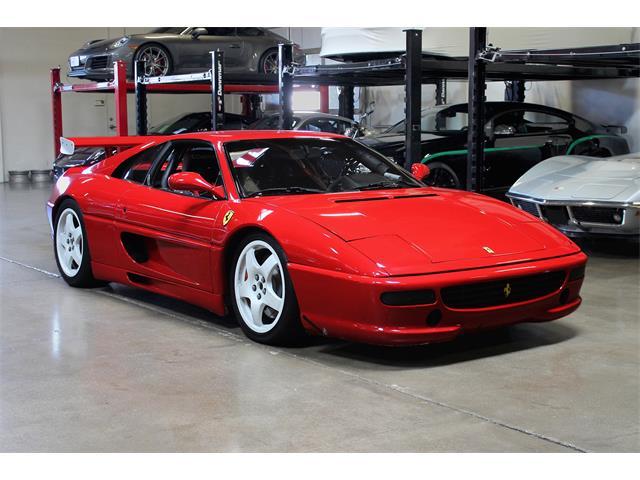 1995 Ferrari F355 (CC-1427207) for sale in San Carlos, California