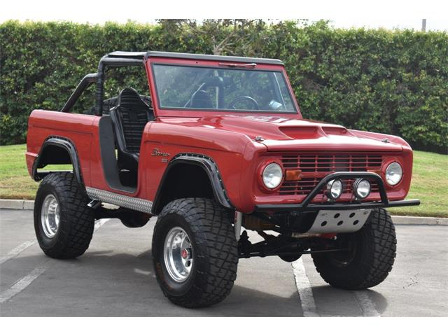 1969 Ford Bronco (CC-1420721) for sale in Costa Mesa, California