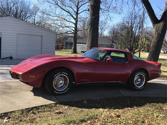 1979 Chevrolet Corvette (CC-1427219) for sale in Kansas City, Missouri