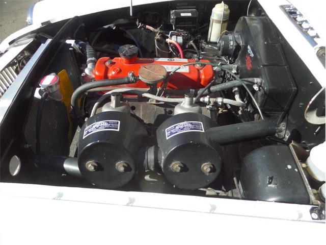 1967 MG MGB (CC-1427221) for sale in Laguna Beach, California