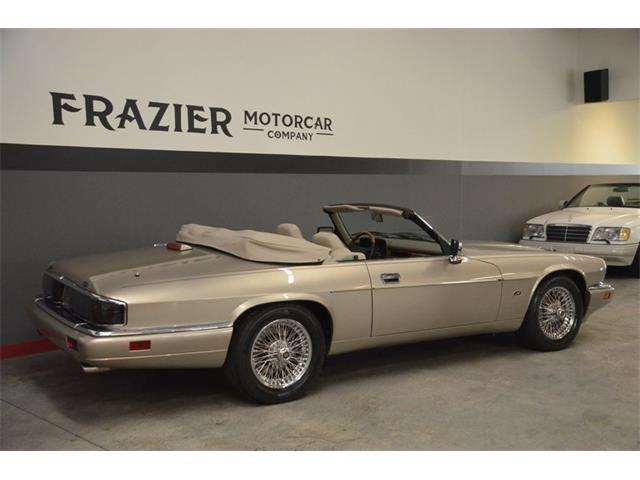1996 Jaguar XJSC (CC-1427225) for sale in Lebanon, Tennessee