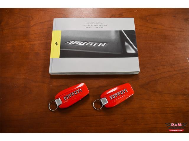 2016 Ferrari 488 GTB (CC-1427231) for sale in Glen Ellyn, Illinois