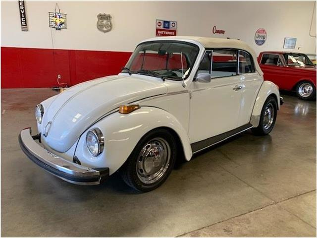 1977 Volkswagen Beetle (CC-1427240) for sale in Roseville, California
