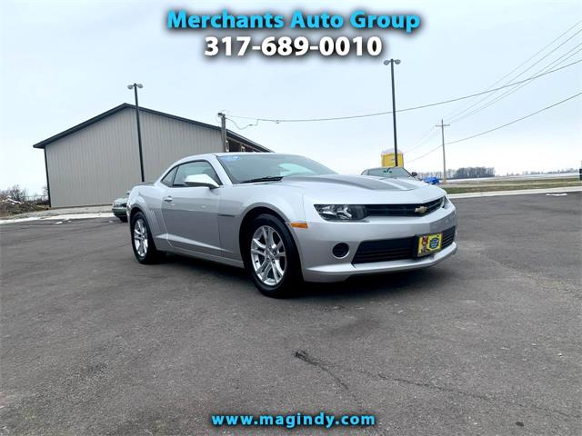 2015 Chevrolet Camaro (CC-1427250) for sale in Cicero, Indiana