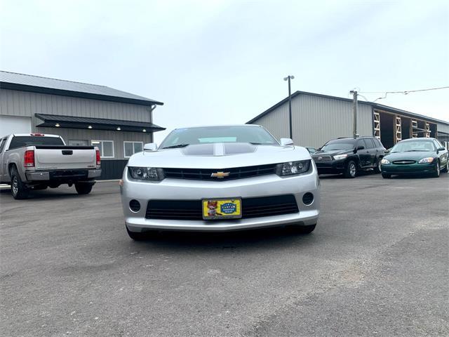 2015 Chevrolet Camaro (CC-1427250) for sale in Cicero, Indiana