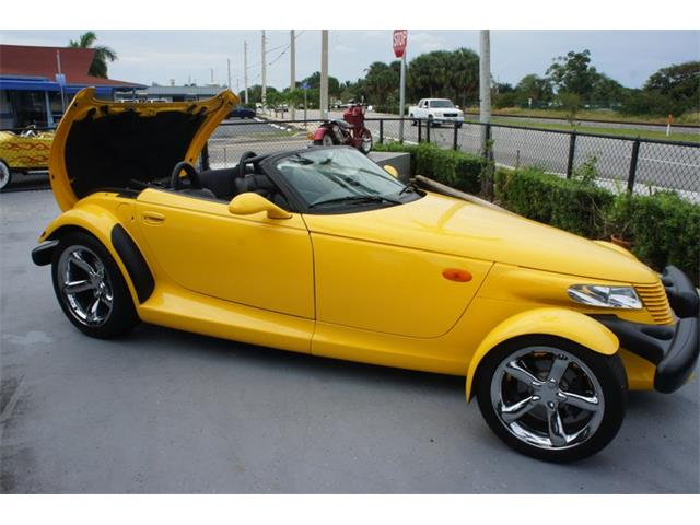 2000 Plymouth Prowler (CC-1427252) for sale in Lantana, Florida