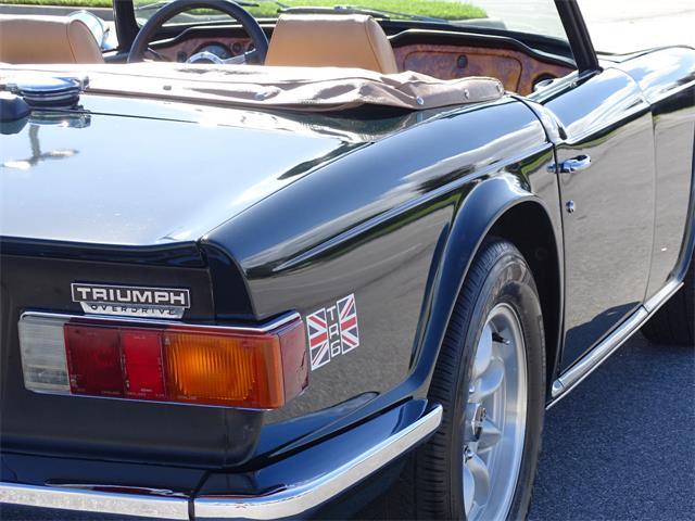 1971 Triumph TR6 (CC-1427265) for sale in O'Fallon, Illinois