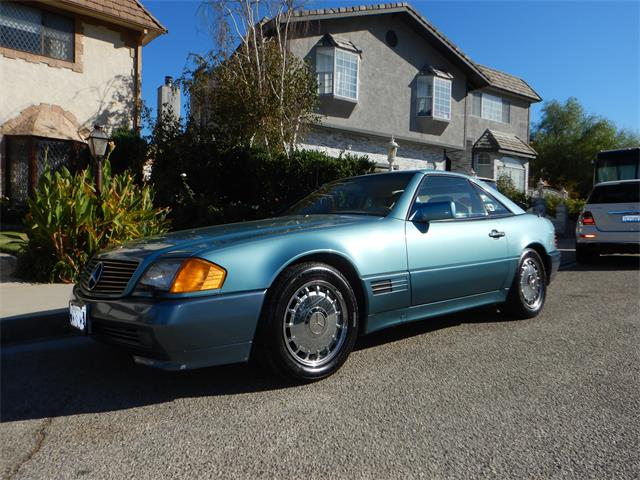 1991 Mercedes-Benz 300SL (CC-1420727) for sale in Woodland Hills, California