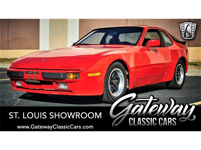 1984 Porsche 944 (CC-1427272) for sale in O'Fallon, Illinois