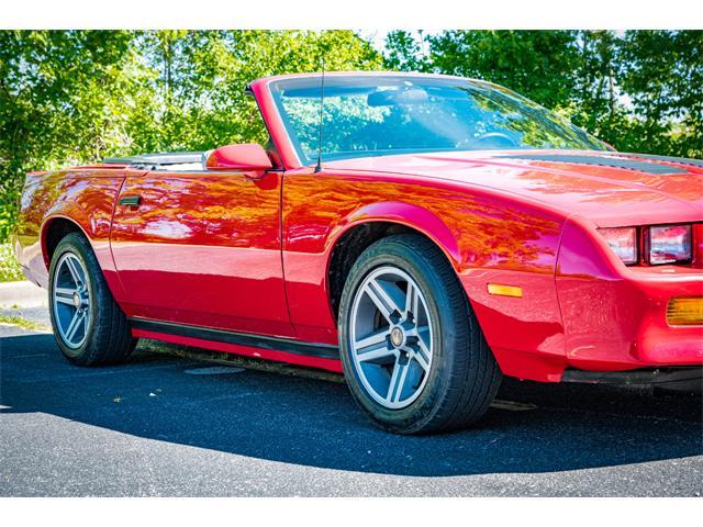 1987 Chevrolet Camaro (CC-1427274) for sale in O'Fallon, Illinois
