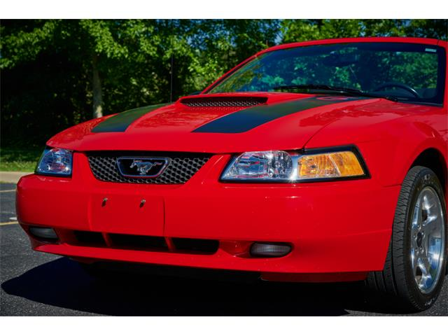 2000 Ford Mustang (CC-1427276) for sale in O'Fallon, Illinois