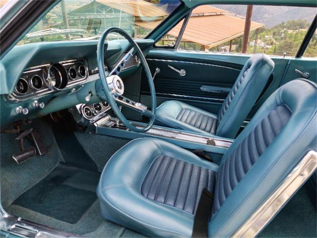 1966 Ford Mustang (CC-1420730) for sale in brea, California