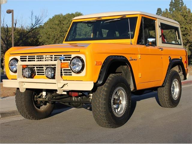 1975 Ford Bronco (CC-1427308) for sale in Orange, California