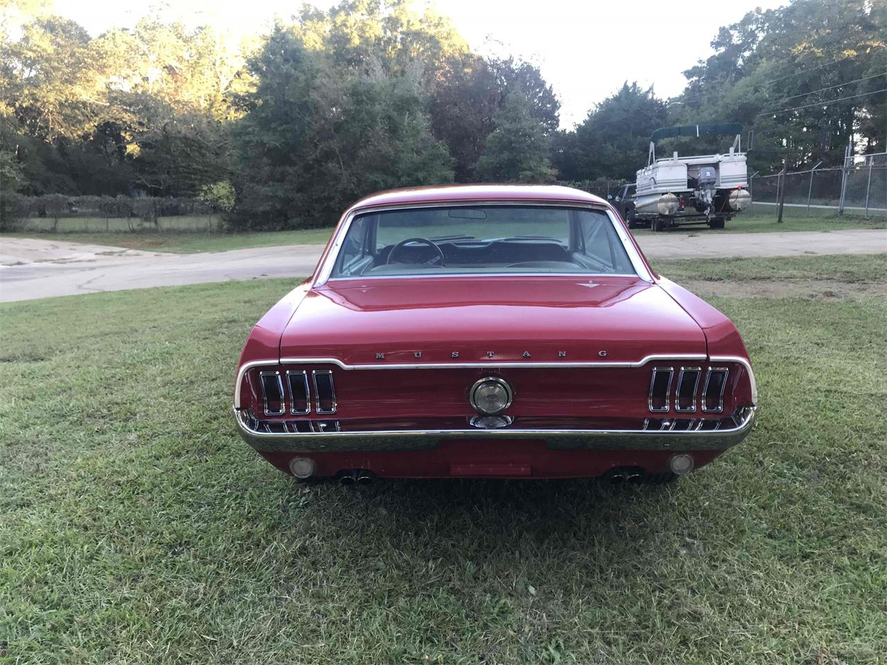 1968 Ford Mustang (CC-1420732) for sale in Newborn, Georgia