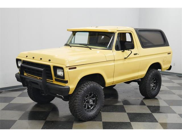 1978 Ford Bronco (CC-1427322) for sale in Lavergne, Tennessee