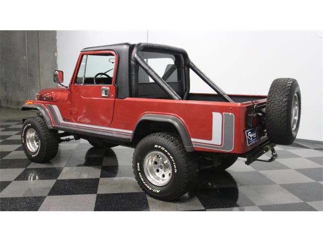 1981 Jeep CJ8 Scrambler (CC-1427327) for sale in Lithia Springs, Georgia