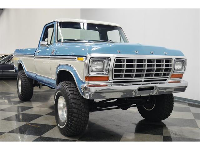 1978 Ford F150 (CC-1427331) for sale in Lavergne, Tennessee
