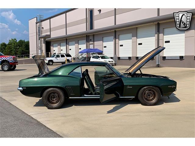 1969 Chevrolet Camaro (CC-1427338) for sale in O'Fallon, Illinois