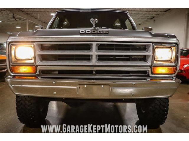 1990 Dodge Ramcharger (CC-1427351) for sale in Grand Rapids, Michigan
