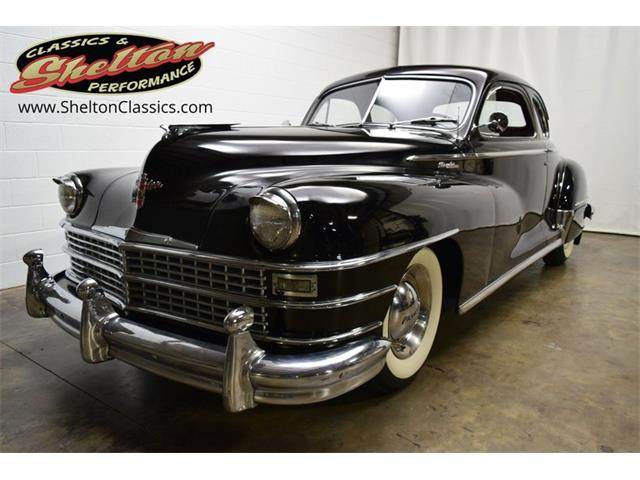 1948 Chrysler Windsor (CC-1427356) for sale in Mooresville, North Carolina