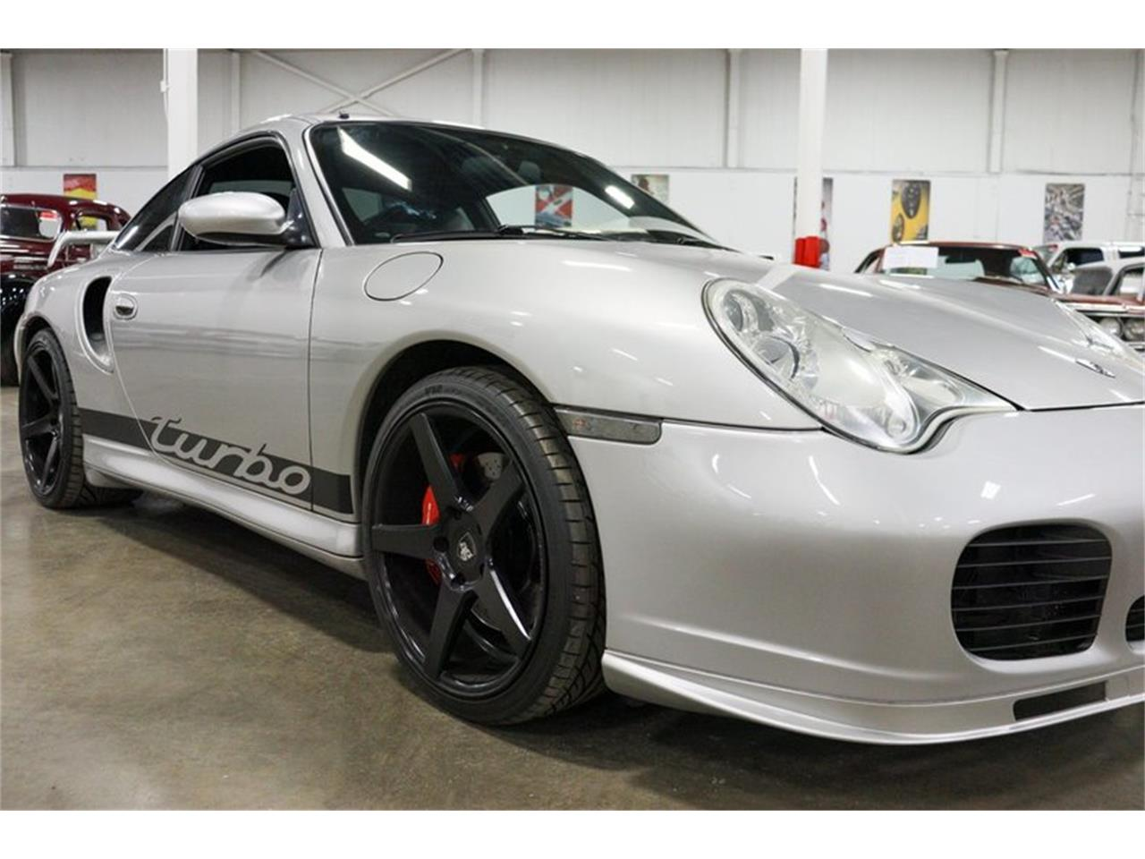 2002 Porsche 911 (CC-1420736) for sale in Kentwood, Michigan