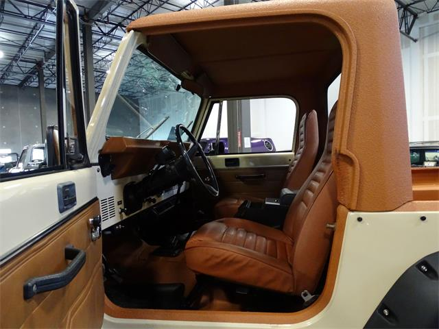 1984 Jeep CJ7 (CC-1427360) for sale in O'Fallon, Illinois