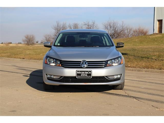 2015 Volkswagen Passat (CC-1427368) for sale in Clarence, Iowa