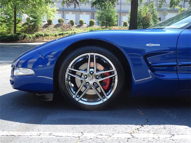 2002 Chevrolet Corvette (CC-1427373) for sale in O'Fallon, Illinois