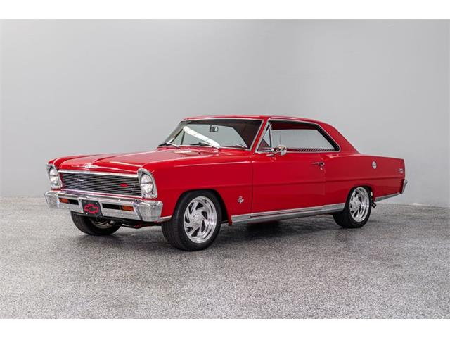 1966 Chevrolet Chevy II (CC-1427377) for sale in Concord, North Carolina