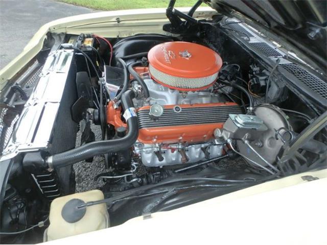 1968 Chevrolet Chevelle (CC-1427381) for sale in Cadillac, Michigan