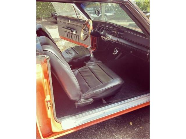 1968 Dodge Charger (CC-1427391) for sale in Cadillac, Michigan