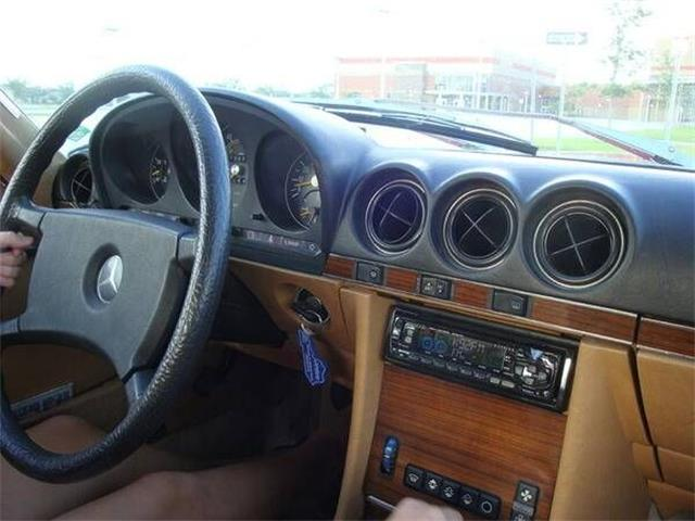 1982 Mercedes-Benz 380SL (CC-1427393) for sale in Cadillac, Michigan