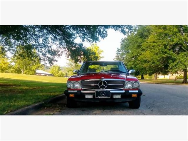 1982 Mercedes-Benz 380SL (CC-1427393) for sale in Cadillac, Michigan