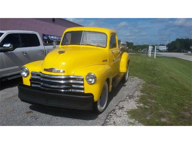 1951 Chevrolet Pickup (CC-1427406) for sale in Cadillac, Michigan